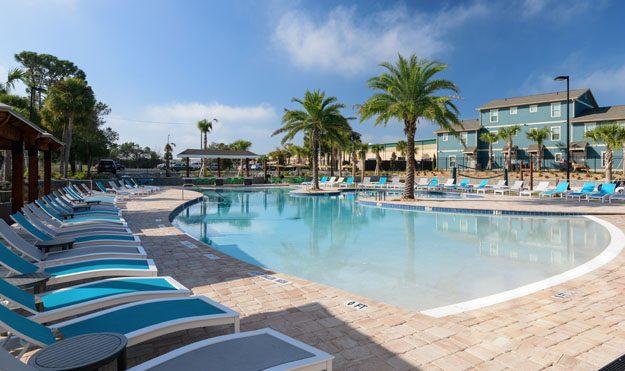 Resort-Style Pool & Terrace