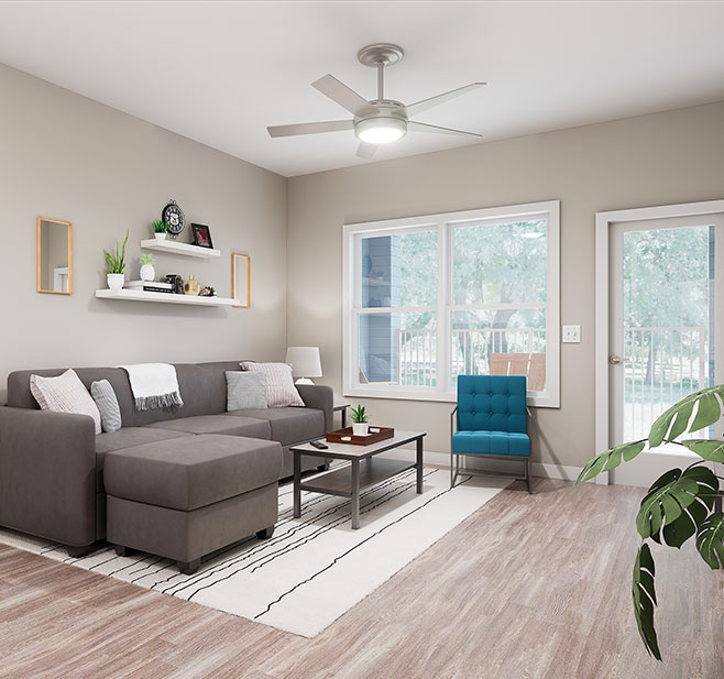 Modern, Furnished Apartments - Image 01