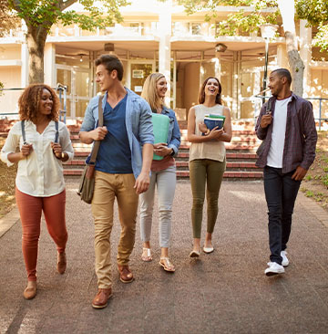 Image for Walk To Campus In Minutes