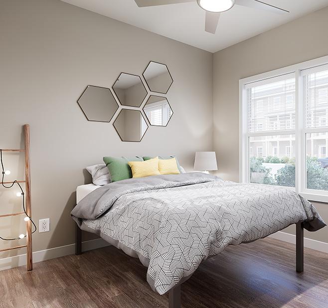 Stylishly Furnished Apartments - Image 01